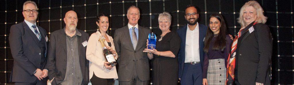Chamberlain Court Care Home wins national design award