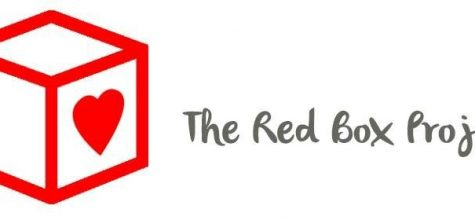 Greenhill Manor Care Home support the Red Box Project
