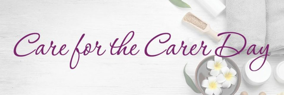 Hallmark Care Homes launches Care for the Carer Day
