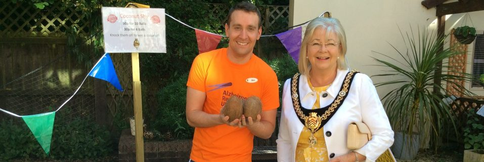 Ty Enfys raises over £500 at charity summer fete