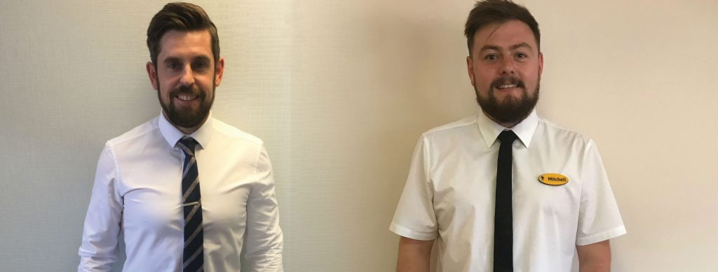 Managers to wax legs in aid of charity