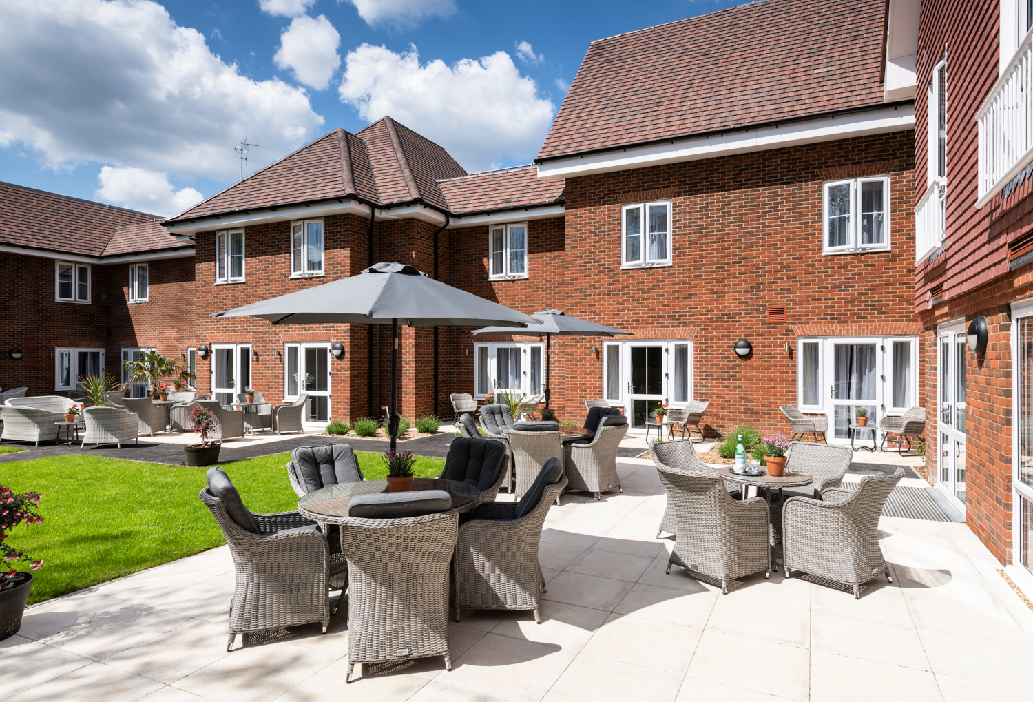 Banstead Manor Care Home In Surrey Purpose Built Care Home
