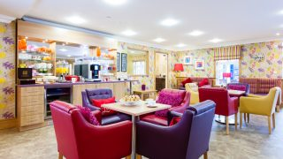 Kew House Care Home shortlisted for three prestigious awards