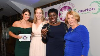 Kew House scoops two business awards