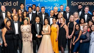Care Sector Ball raises £140,000