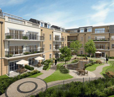 Hutton, Essex - new retirement apartments!