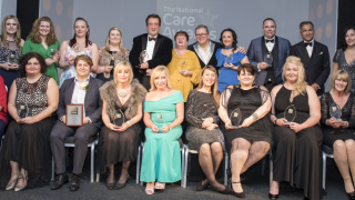 Hallmark Care Homes scoops title at National Care Awards