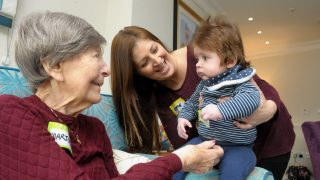 Chamberlain Court Care Home to bridge the generation gap