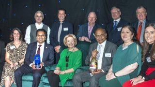 Hallmark Care Homes wins two national design awards
