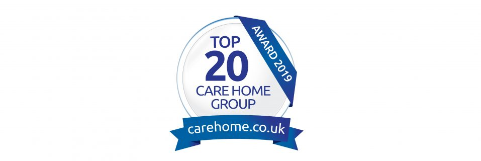 Hallmark named top 20 care group