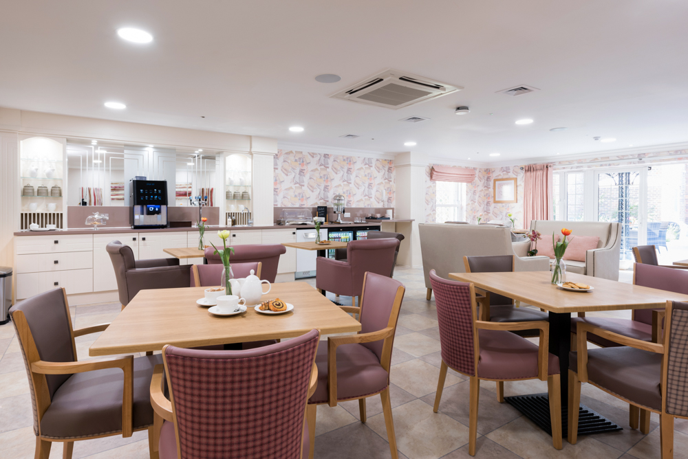Chamberlain Court to launch a dementia support café – Wednesday 22nd May