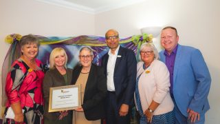 Greenhill Manor receives ORCHID award
