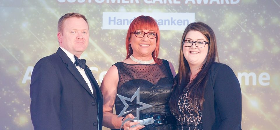 Anya Court scoops customer service award