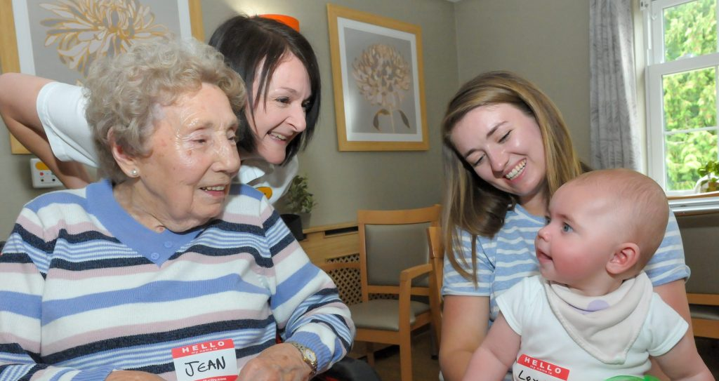 Arlington Manor Care Home to bridge the generation gap
