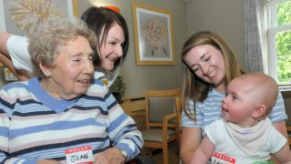 Maycroft Manor Care Home to bridge the generation gap