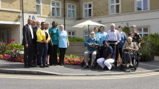 Kew House receives ORCHID award