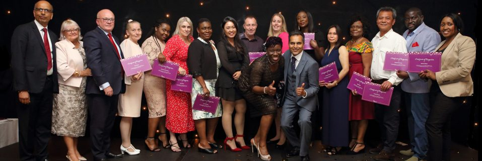 Outstanding employees recognised at Hallmark awards