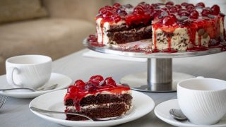 Pauline's Favourite Black Forest Gateau