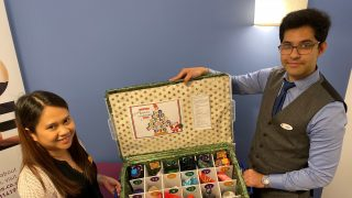 Henley Manor launches community reverse advent calendar challenge
