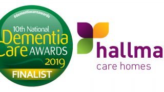 Hallmark shortlisted for four National Dementia Care Awards