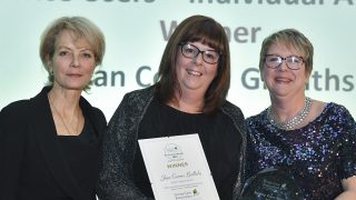 Team member at Lakeview Care Home wins Surrey Care Award