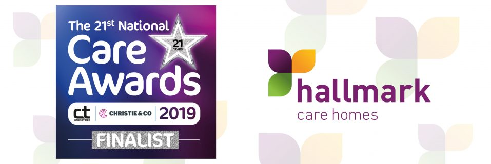 Hallmark shortlisted for four National Care Awards
