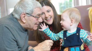 Banstead Manor Care Home to bridge the generation gap