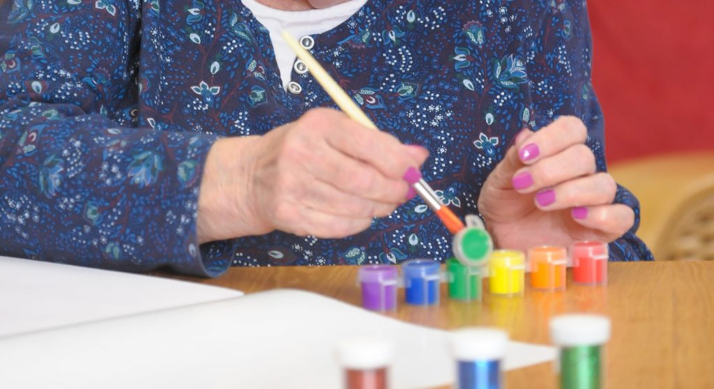 Home-Based Activities for the Elderly