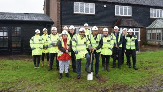Construction begins for new Angmering care home