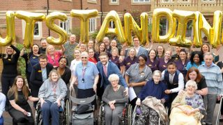 Anisha Grange Care Home awarded 'Outstanding' CQC rating