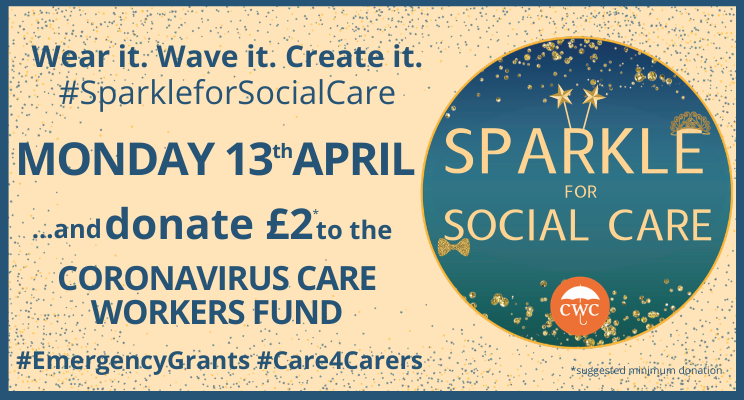 Hallmark Care Homes to support Sparkle for Social Care