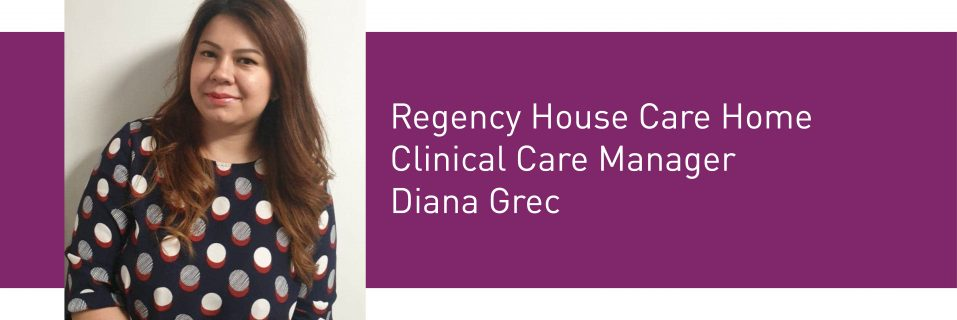An honest interview with Diana, Clinical Care Manager at Regency House