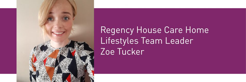 An honest interview with Zoe, Lifestyle Leader at Regency House