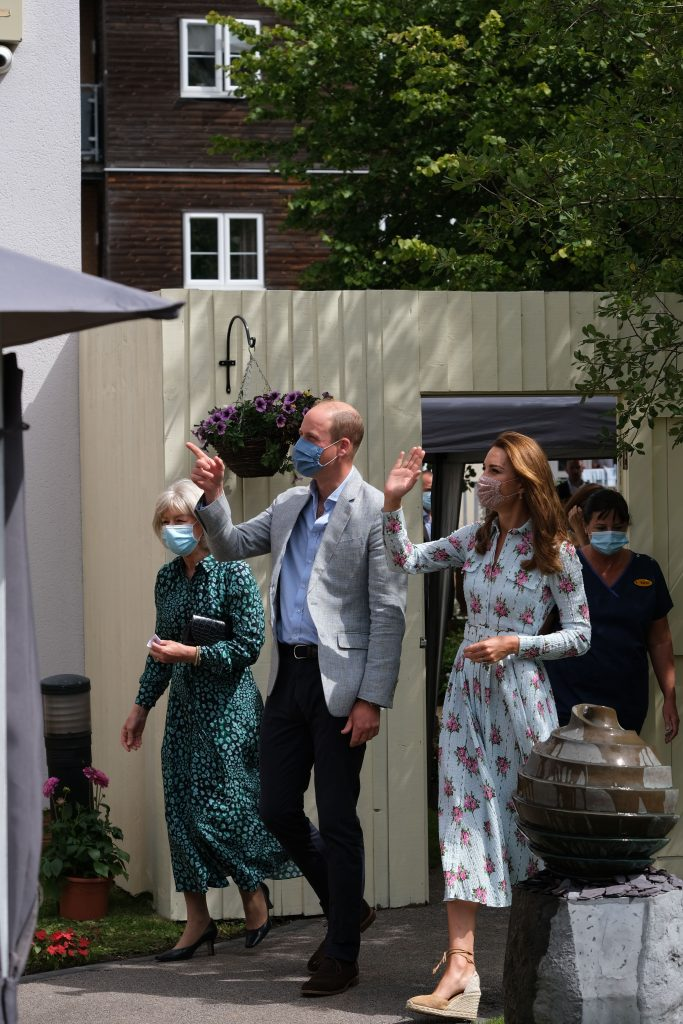 Shire Hall welcomes their Royal Highnesses, the Duke and Duchess of Cambridge