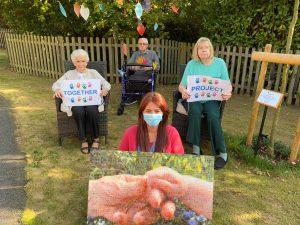 Bucklesham Grange presented with artwork