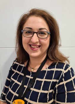 Ellie Faramarzian