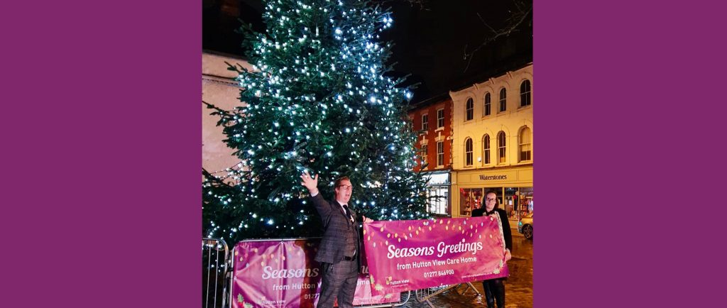 Hutton View Care Home to light up Brentwood