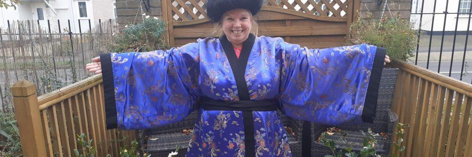 Admiral Court residents enjoy a taste of Japan