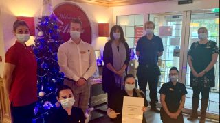 Anya Court Care Home achieves 99% in external infection prevention control audit