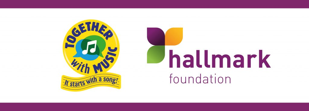 The Hallmark Care Homes Foundation sponsors 'Together with Music' campaign