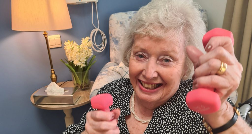 Henley Manor Care Home partners with Physiolistic