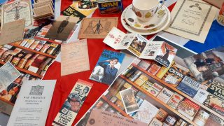Admiral Court celebrates VE Day with pop-up war museum