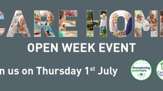 Hallmark Care Homes to host virtual event for Care Home Open Week