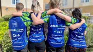 Arlington Manor care team to walk London Summer Half Marathon
