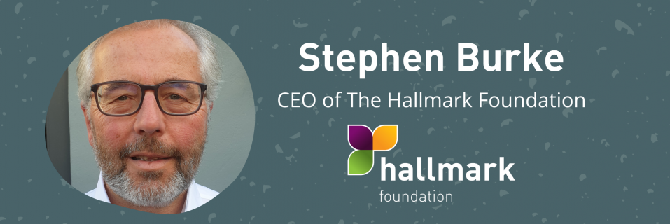 Stephen Burke appointed as first CEO of Hallmark Care Homes Foundation