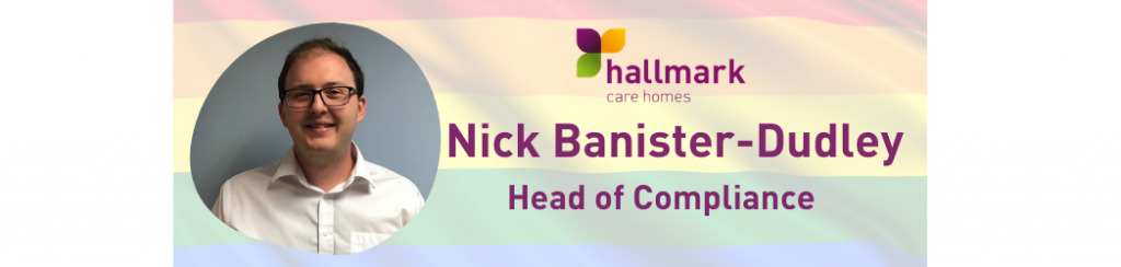 Celebrating Pride Month at Hallmark – My Story by Nick Banister-Dudley
