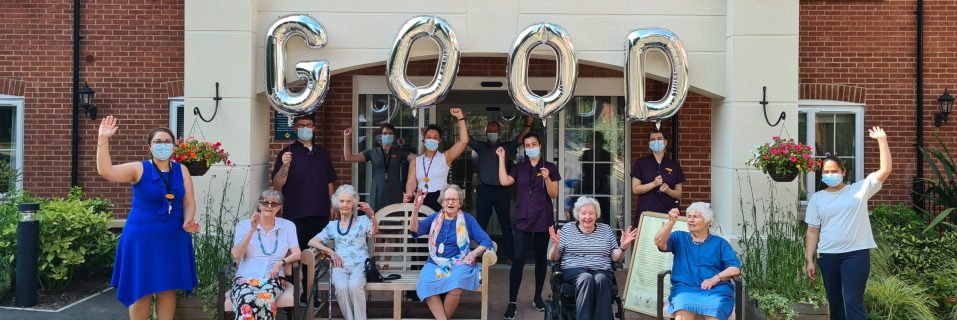 Henley Manor receives Good CQC rating in first inspection