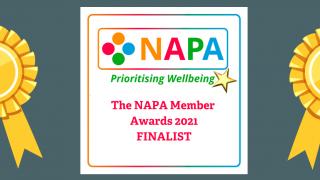 Hallmark team members shortlisted for NAPA Member Awards 2021