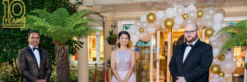 Anisha Grange Care Home celebrates 10 years!