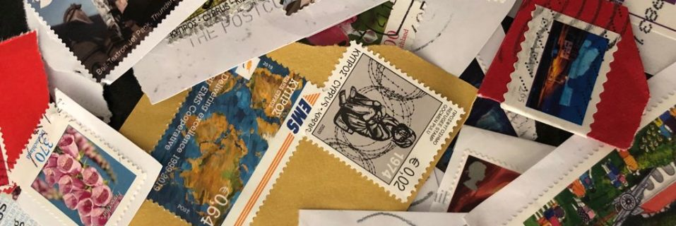 Lakeview care home collecting stamps for charity